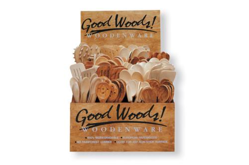 Utensils - Wood